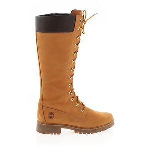 """Timberland 14"""" Side ZIP Waterproof Lace Up Boots"""